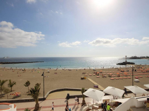 Luxury Apartment Cristianos Beachfront